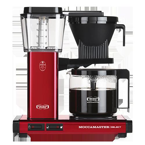 Vorschau: Moccamaster Filterkaffeemaschine KBG Select