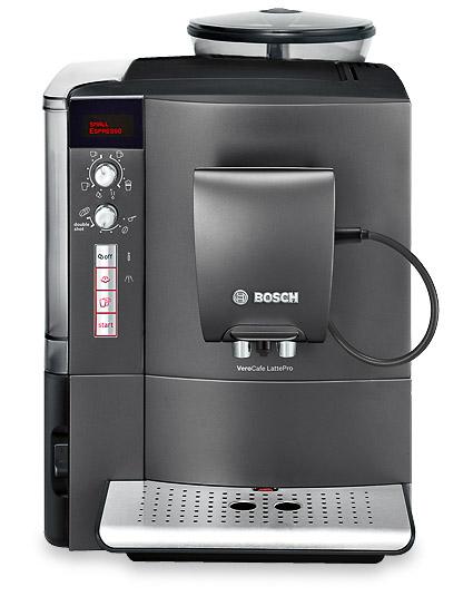 Vorschau: Bosch VeroCafe LattePro Kaffeevollautomat bei MIOMONDO