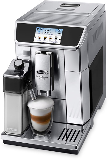 Vorschau: DE`LONGHI PrimaDonna Elite Kaffeevollautomat bei MIOMONDO