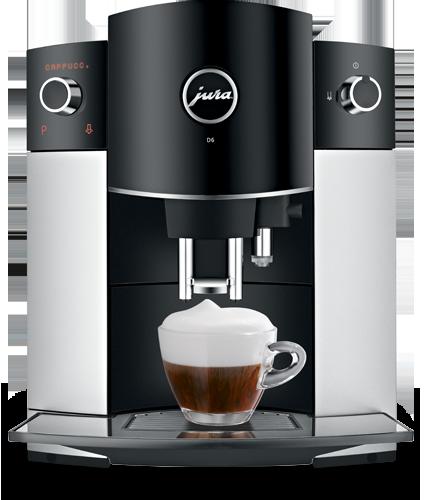 Vorschau: JURA D-Linie Kaffeevollautomaten bei MIOMONDO