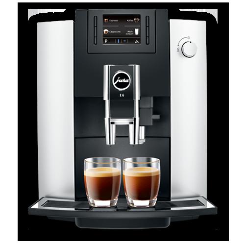 Vorschau: JURA E-Linie Kaffeevollautomaten bei MIOMONDO