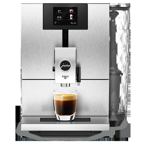 Vorschau: JURA ENA-Linie Kaffeevollautomaten bei MIOMONDO