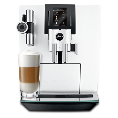 Vorschau: JURA J-Linie Kaffeevollautomaten bei MIOMONDO