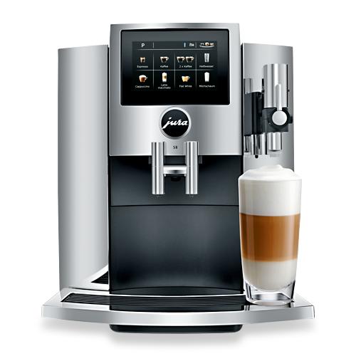 Vorschau: JURA S-Linie Kaffeevollautomaten bei MIOMONDO