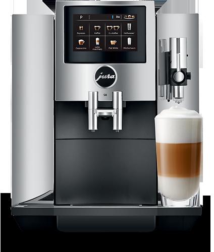 Vorschau: JURA S8 Kaffeevollautomat bei MIOMONDO