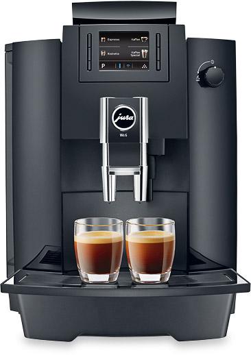Vorschau: JURA WE6 Kaffeevollautomat bei MIOMONDO