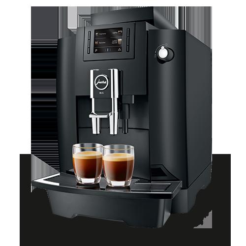 Vorschau: JURA WE-Linie Kaffeevollautomaten bei MIOMONDO