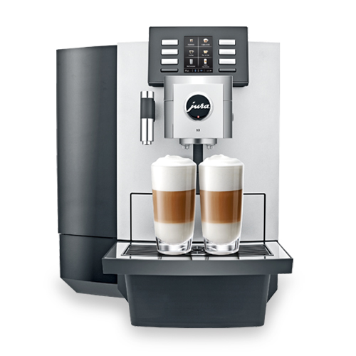 Vorschau: JURA X-Linie Kaffeevollautomaten bei MIOMONDO
