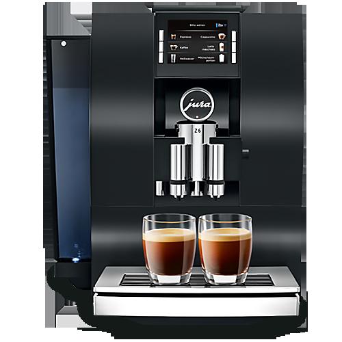 Vorschau: JURA Z-Linie Kaffeevollautomat bei MIOMONDO