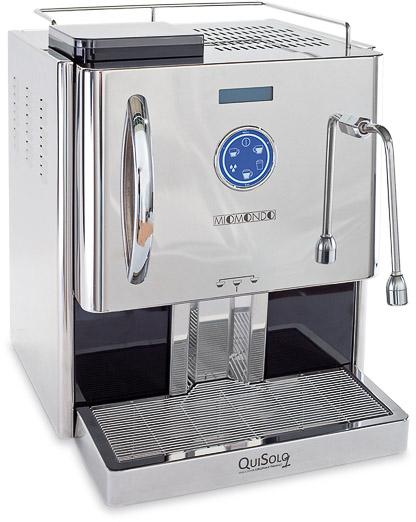 Vorschau: Kaffeevollautomat QuiSolo 1 bei MIOMONDO