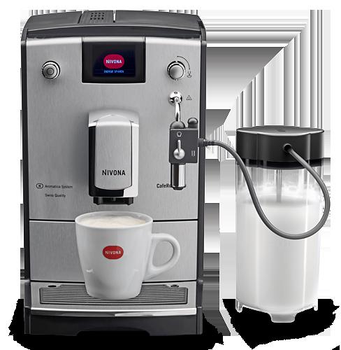 Vorschau: Nivona CafeRomatica 670 Kaffeevollautomat bei MIOMONDO