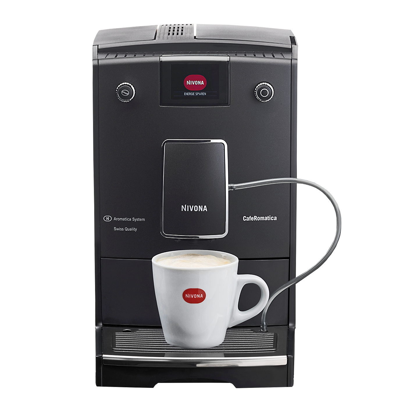 Vorschau: NIVONA CafeRomatica Serie 7 Kaffeevollautomat bei MIOMONDO