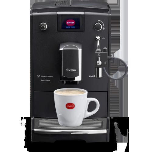 Vorschau: NIVONA CafeRomatica Serie 6 Kaffeevollautomat bei MIOMONDO