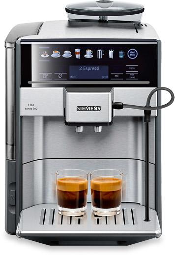Vorschau: Siemens EQ.6 series 700 Kaffeevollautomat bei MIOMONDO