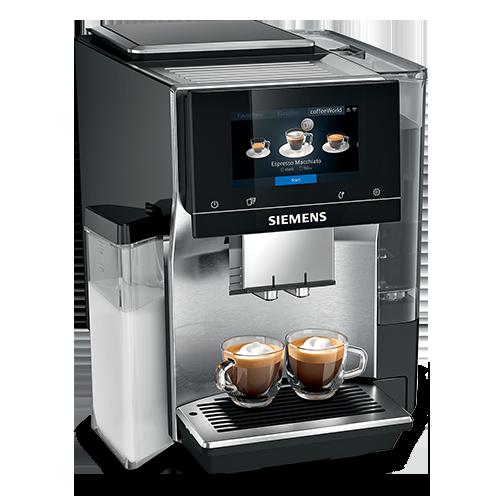 Vorschau: Siemens EQ.700 Serie Kaffeevollautomat bei MIOMONDO