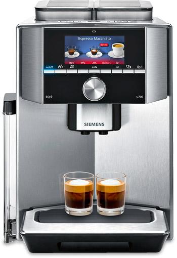 Vorschau: Siemens EQ.9 Kaffeevollautomat bei MIOMONDO