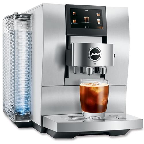 Vorschau: JURA Z-Linie Kaffeevollautomaten bei MIOMONDO