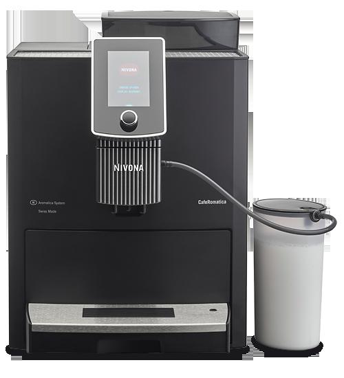 Vorschau: NIVONA CafeRomatica Serie 10 Kaffeevollautomaten bei MIOMONDO