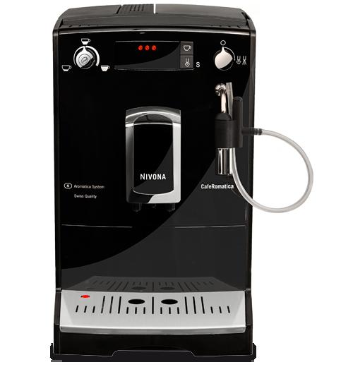 Vorschau: NIVONA CafeRomatica 646 Kaffeevollautomat bei MIOMONDO