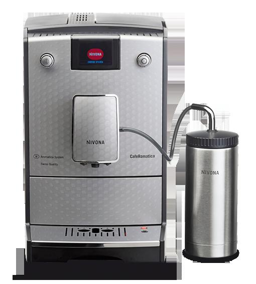 Vorschau: NIVONA CafeRomatica 768 Kaffeevollautomat bei MIOMONDO