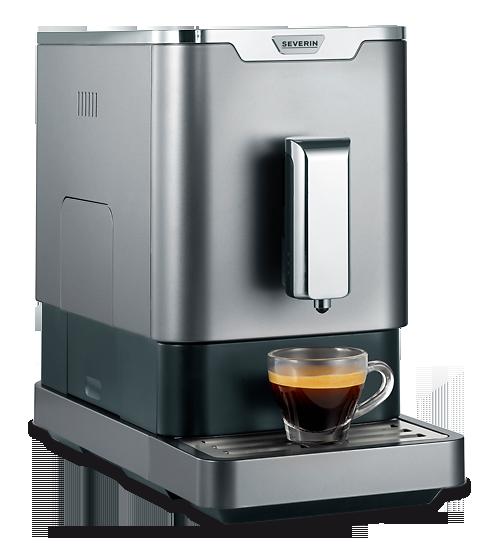 Vorschau: SEVERIN KV 8090 Kaffeevollautomat bei MIOMONDO