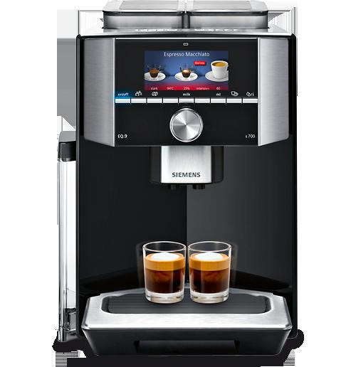 Vorschau: Siemens EQ.9 MIOMONDO Exclusiv Kaffeevollautomat bei MIOMONDO
